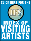 Index of visiting artists
